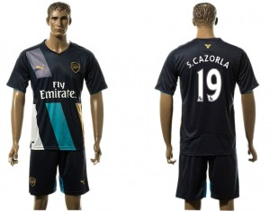 Camiseta Arsenal 19# Away