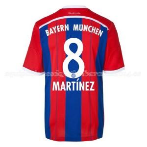 Camiseta de Bayern Munich 2014/2015 Primera Martinez Equipacion