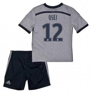 Camiseta nueva del Borussia Dortmund 14/15 Sarr Segunda