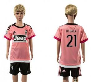 Camiseta Juventus 21 2015/2016 Ninos