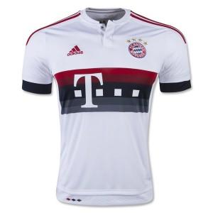 Camiseta nueva del Bayern Munich 2015/2016 Equipacion Primera