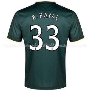 Camiseta del B.Kayal Celtic Segunda Equipacion 2014/2015