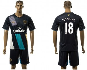 Camiseta Arsenal 18# Away
