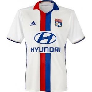 Camiseta Lyon 2016-2017