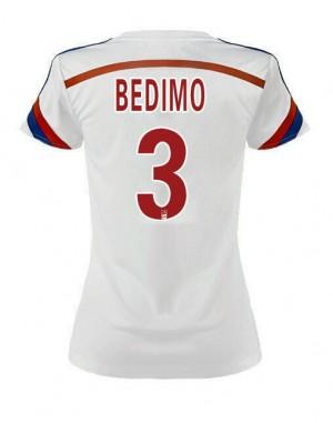 Camiseta del Mendes Marseille Segunda 2014/2015