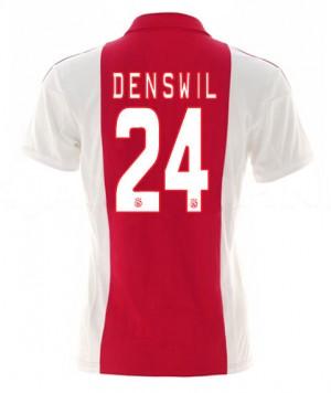 Camiseta Tottenham Hotspur Adebayor Segunda 2013/2014