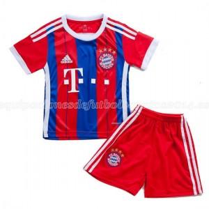 Camiseta de Bayern Munich 2014/2015 Primera Equipacion Nino