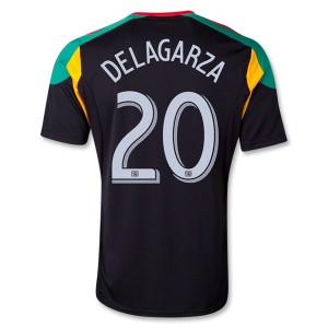 Camiseta de Los Angeles Galaxy 13/14 Tercera Delagarza