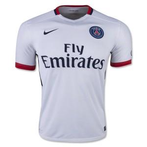 Camiseta nueva del Paris Saint Germain 2015/2016 Equipacion Segunda