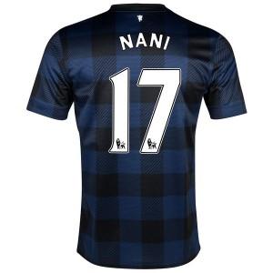 Camiseta del Nani Portugal de la Seleccion Segunda 2013/2014