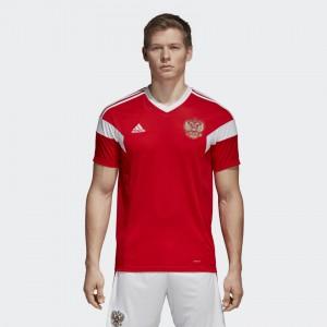Camiseta de RUSSIA 2018 Home REPLICA