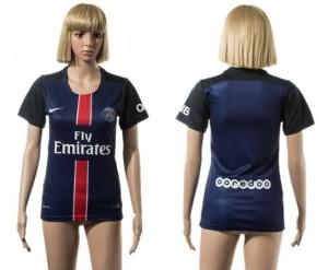 Camiseta Paris st germain 1# 2015/2016 Mujer
