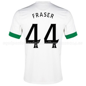 Camiseta del Fraser Celtic Tercera Equipacion 2014/2015