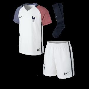 Camiseta nueva del Francia 2016/2017 Ninos