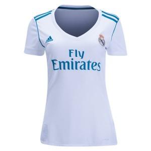 Camiseta nueva Real Madrid Mujer Home 2017/2018