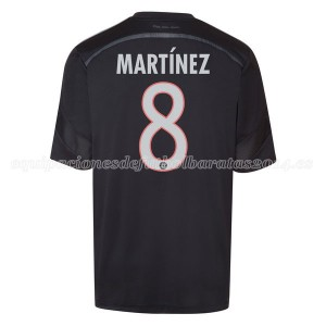 Camiseta Bayern Munich Martinez Tercera Equipacion 2014/2015