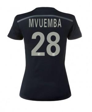 Camiseta Marseille Lemina Primera 2014/2015