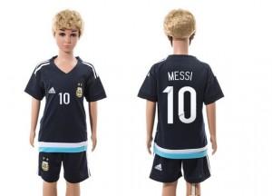 Camiseta Argentina 10 2015/2016 Ninos