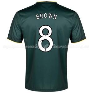 Camiseta del Brown Celtic Segunda Equipacion 2014/2015