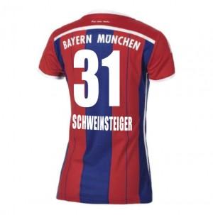 Camiseta de Barcelona 2014/2015 Primera Mascherano