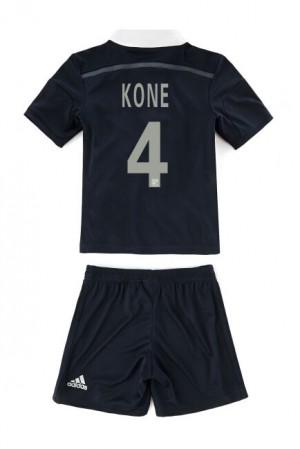 Camiseta nueva Arsenal Ramsey Equipacion Primera 2014/2015