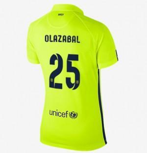 Camiseta de Barcelona 2013/2014 Segunda Dani Alves