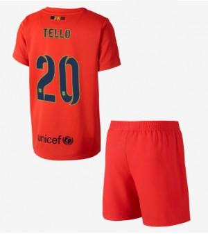 Camiseta del Flamini Arsenal Segunda Equipacion 2014/2015