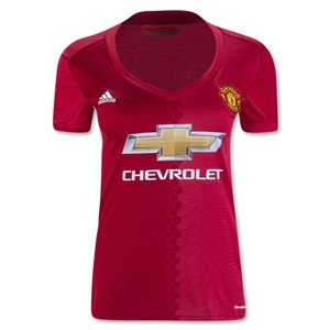 Mujer Camiseta del Manchester United 2016/2017