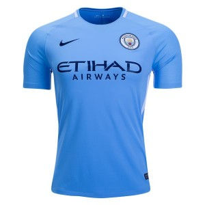 Camiseta nueva Manchester City Home 2017/2018
