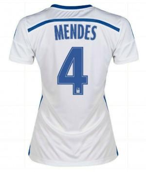 Camiseta de España de la Seleccion 2013 Primera Ramos