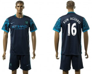 Camiseta de Manchester City Away 16#
