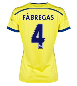 Camiseta del David Luiz Chelsea Primera Equipacion 2013/2014