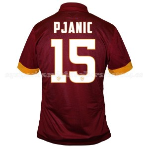 Camiseta AS Roma Pjanic Primera Equipacion 2014/2015