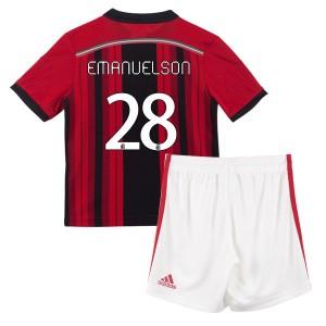 Camiseta nueva del Everton 2014-2015 Lukaku 1a