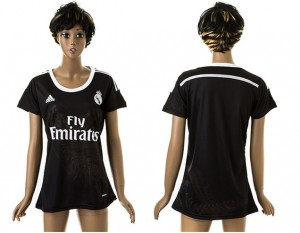 Camiseta nueva del Real Madrid 2015/2016 Mujer