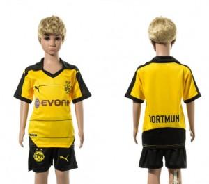 Ninos Camiseta del Borussia Dortmund 2015/2016