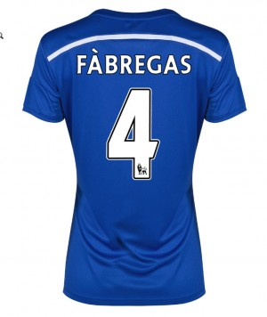 Camiseta del David Luiz Chelsea Segunda Equipacion 2013/2014