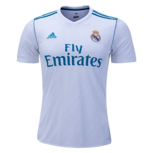 Camiseta de Real Madrid 2017/2018 Primera Equipacion