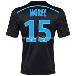 Camiseta de Marseille 2014/2015 Tercera Morel