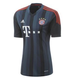 Camiseta Bayern Munich Segunda Equipacion 2013/2014 Mujer