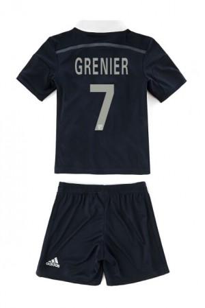 Camiseta nueva del Arsenal 2013/2014 Equipacion Rosicky Primera