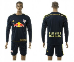 Camiseta Red Bulls Manga Larga 2015/2016