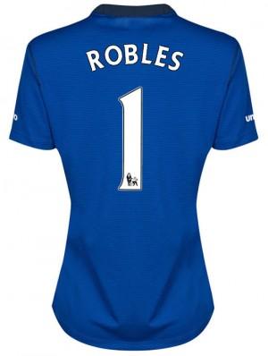 Camiseta nueva Tottenham Hotspur Naughton Segunda 14/15