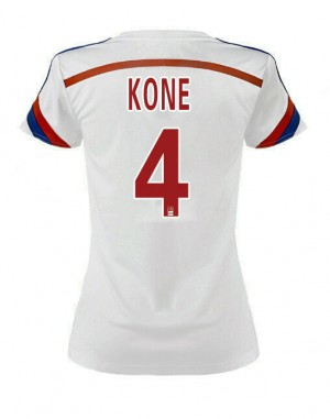 Camiseta nueva del Marseille 2014/2015 Mendes Tercera