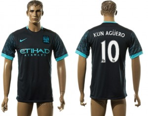 Camiseta nueva del Manchester City 10# aaa version Away