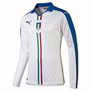 Camiseta nueva Italia Equipacion Segunda 2016