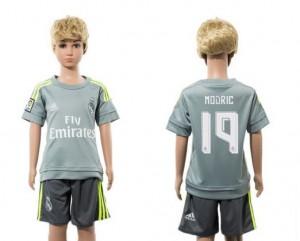 Camiseta de Real Madrid 2015/2016 Away 19 Ninos