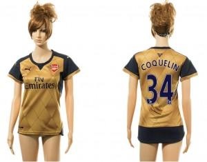 Camiseta de Arsenal Away 34#