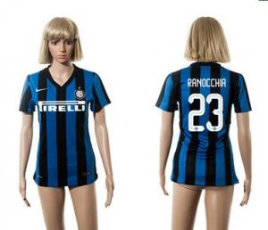 Camiseta nueva del Inter Milan 2015/2016 23 Mujer