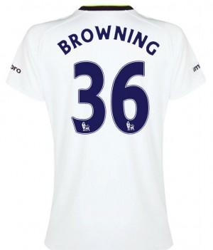 Camiseta Tottenham Hotspur Lennon Segunda 2013/2014